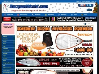 RacquetWorld.co