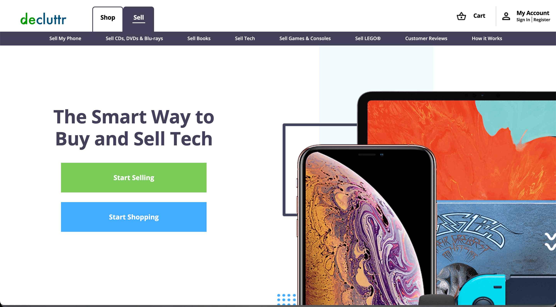 decluttr.com