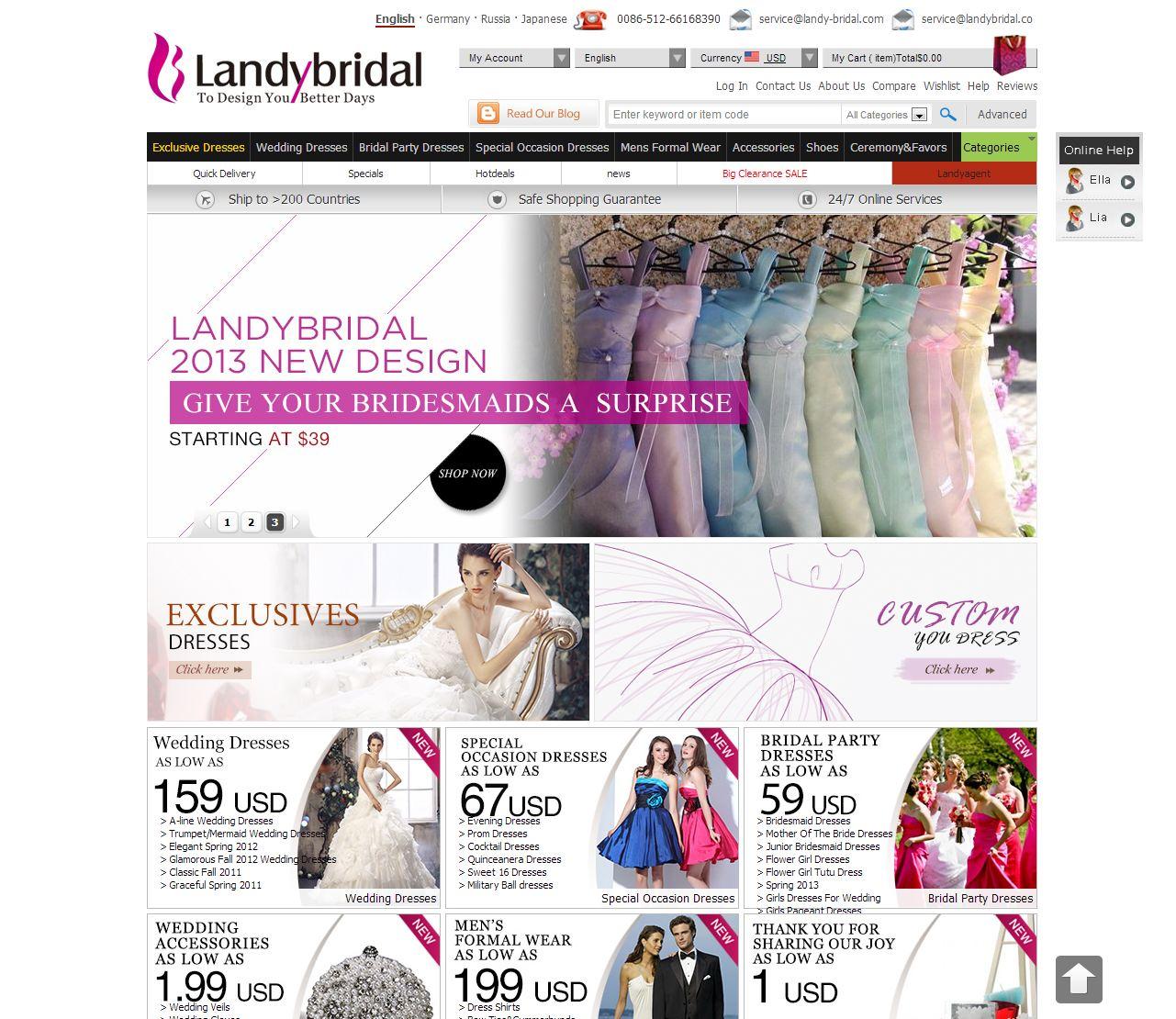 LandyBridal